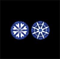 ハート&アローのメレダイヤモンド