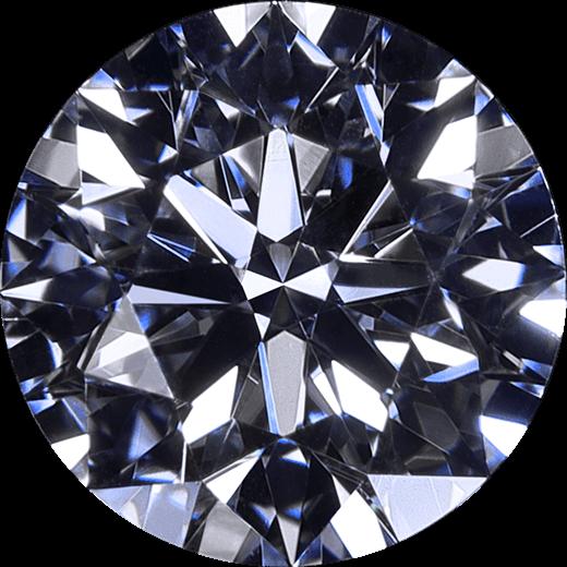 EXELCO DIAMONDのトリプルエクセレント・ハート&キューピッド