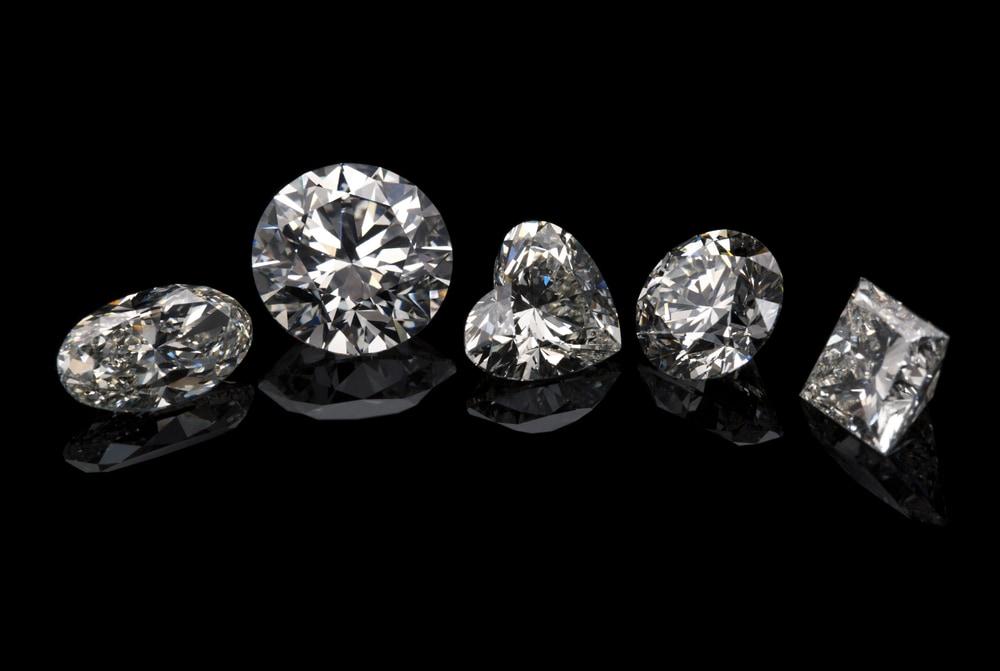 ダイヤモンドのカットの種類