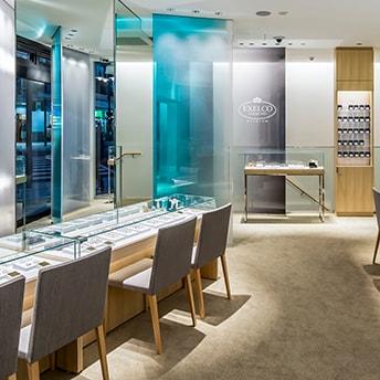 エクセルコダイヤモンド 静岡店 1階の店内写真