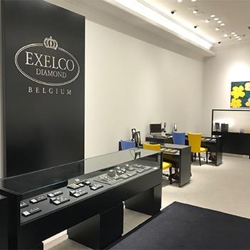 エクセルコ ダイヤモンド 内観